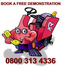 Book a factory cat demonstration today with Factorycat-uk.co.uk