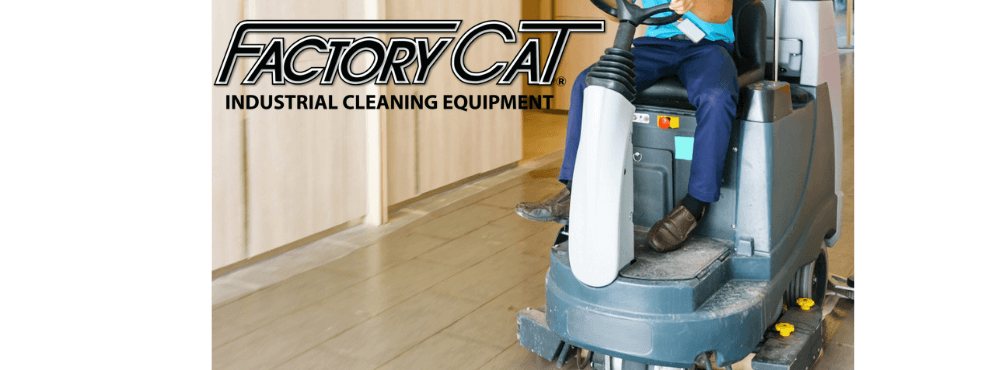 Top 5 Benefits of a Ride-on Scrubber Dryer